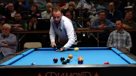 Shane Van Boening Break