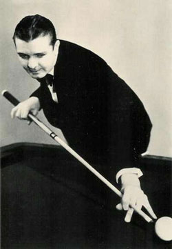 "RALPH GREENLEAF - ""The Showman""(b. Nov. 3, 1899, Monmouth, ILd. March 15, 1950)"