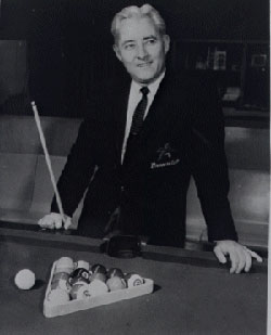"WILLIE MOSCONI - ""The Mosconi Era""(b. June 27, 1913, Philadelphia, PAd. Sept. 16, 1993)"