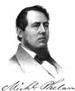 MICHAEL PHELAN Revolutionized the table and popularized the game in America.